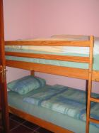 large bunk bed with 2m